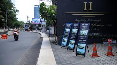 FOTO: Suasana Kabupaten Badung di Tengah Pandemi COVID-19