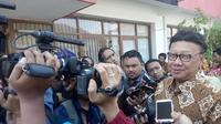 Mendagri Tjahjo Kumolo di Yogyakarta (Liputan6.com/ Yanuar H)