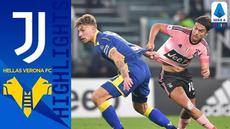 Berita video highlights Liga Italia 2020/2021 pekan kelima antara Juventus melawan Hellas Verona yang berakhir dengan skor 1-1, Senin (26/10/2020) dinihari WIB.