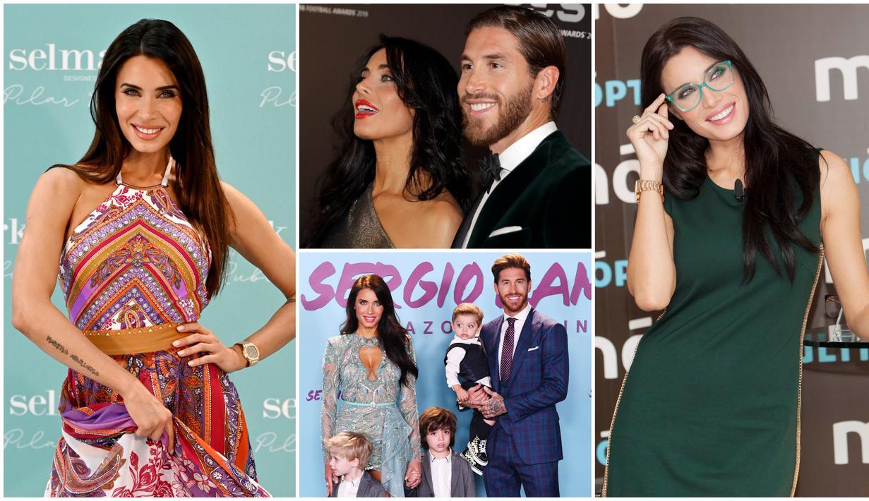 Pilar Rubio Fernandez namanya, ia adalah istri dari kapten Real Madrid, Sergio Ramos. Berprofesi sebagai aktris dan presenter membuatnya selalu tampil cantik dan menarik. Berikut pesona keanggunan wanita yang berusia delapan tahun lebih tua dari Ramos.