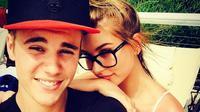 """""""Hailey selalu miliki perasaan untuk Justin dan menginginkan untuk jadi kekasihnya,"""" tambah sumber itu. (instagram/justinbieber)"""