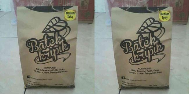 Batek Kripik Medium Spicy (c) Dokumen Pribadi