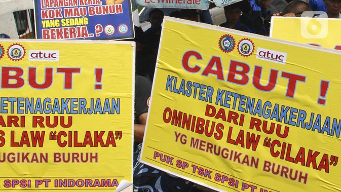 Daftar Keuntungan Omnibus Law, Ditentang Habis-habisan,