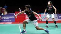 Greysia Polii/Apriyani Rahayu di Malaysia Masters 2020. (PBSI)