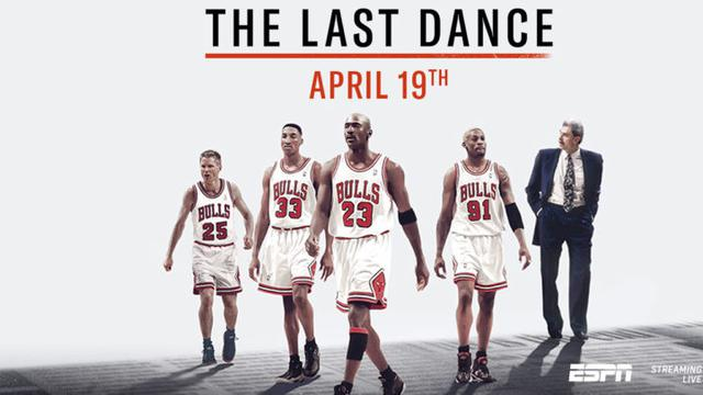 The Last Dance, Seri Dokumenter Soal Michael Jordan Yang Sedang Heboh  Ditonton - Bola Liputan6.com