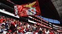 Suporter Benfica. (AFP/Patricia de Melo)