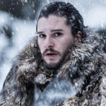 Kit Harington telah cukup lama memerankan Jon Snow di Game of Thrones, membuat karaktet itu menempel (AP Photo)