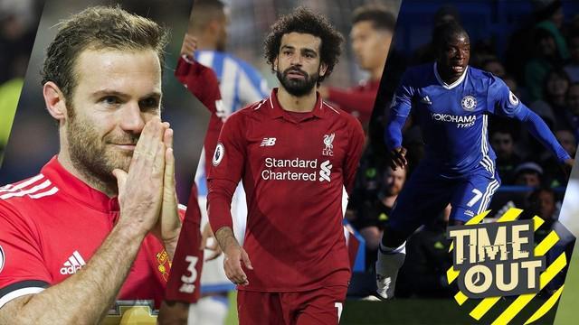 Berita video time out yang membahas tentang para pesepak bola yang dicintai fans rival klubnya.