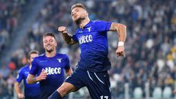 1. Ciro Immobile (Napoli) - 11 Gol (4 Penalti). (AP/Alessandro Di Marco)