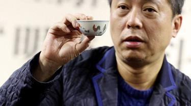 Liu Yiqian (Foto: Dailymail)