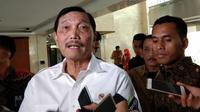 Menteri Koordinator Bidang Kemaritiman, Luhut Binsar Pandjaitan. (Yayu Agustini Rahayu/Merdeka.com)