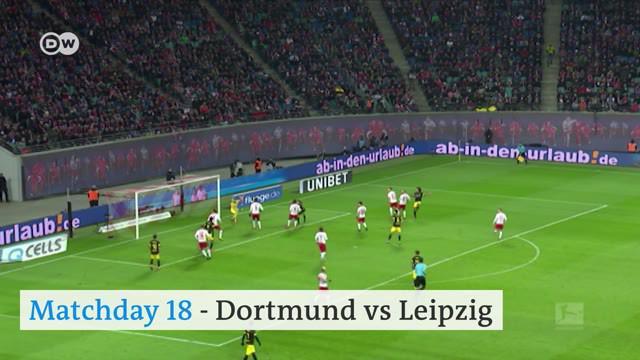 Berita video gol-gol terbaik pilihan pada bulan Januari 2019 di Bundesliga Jerman. Sumber DW English
