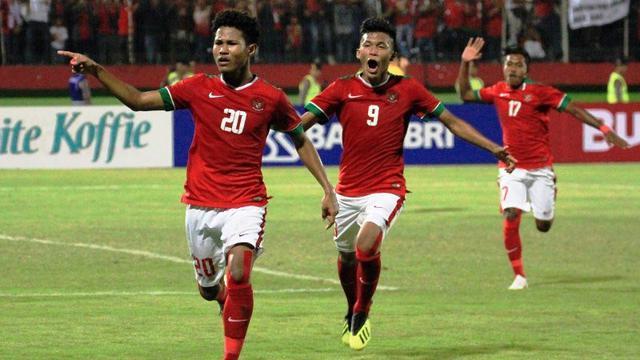 Top  Berita Bola Fakta Menarik Di Balik Kemenangan Timnas U
