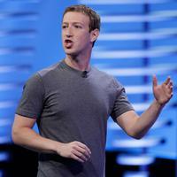 CEO Facebook  Mark Zuckerberg   (AP Photo/Eric Risberg, File)