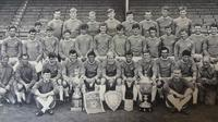 Cardiff City tampil di Piala Winners 1967/1968 usai juara Piala Wales. (Twitter)