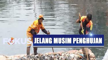 Targetnya bencana banjir di Jakarta dapat dicegah saat musim hujan mencapai puncaknya.