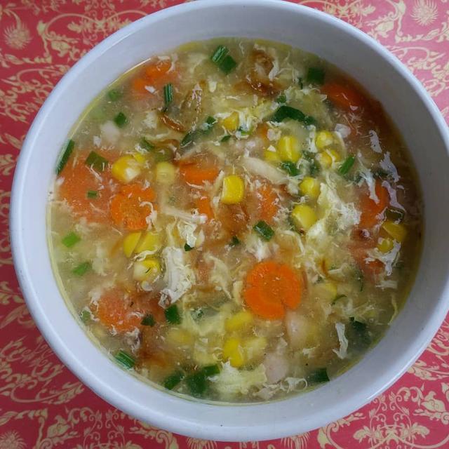 Resep Sup Ayam Jagung Manis Untuk Menghangatkan Tubuh Anda Lifestyle Liputan6 Com