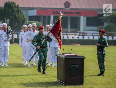 Panglima TNI Resmikan Koopssus