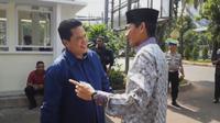 Persahabatan Erick Thohir dan Sandiaga (FOTO: Liputan6)