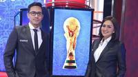 Donna Agnesia mengungkapkan suka dan dukanya saat menjadi presenter olahraga di televisi (Instagram/@dagnesia)