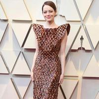 Gaun terburuk di Oscar 2019. (Foto: instagram/ mararoszak)