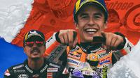 MotoGP - Ilustrasi MotoGP (Bola.com/Adreanus Titus)
