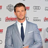 Chris Hemsworth. (Bintang/EPA)