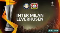 Liga Europa - Inter Milan vs Leverkusen. (Bola.com/Dody Iryawan)