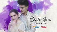 Pernikahan Ammar Zoni dan Irish Bella disiarkan live di SCTV. Minggu 28 April 2019