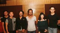 Kolaborasi MLD Jazz Project Ipang, Aryo Wahab dan Wizzy