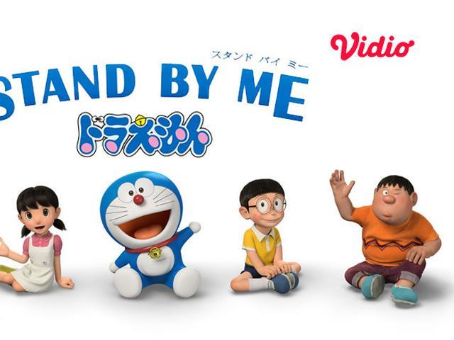 Sinopsis Film Stand By Me Doraemon Kisah Persahabatan Yang Menguras Air Mata Showbiz Liputan6 Com