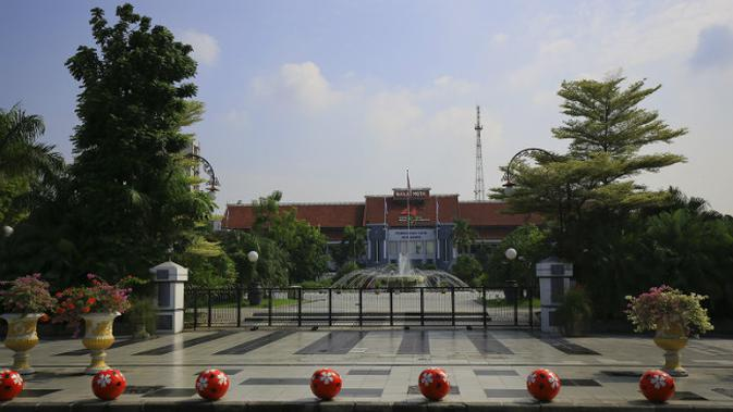 Pemkot Surabaya Gelar Rapid Test di Satu Gang Ini, Kenapa?