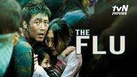 Film The Flu kini dapat disaksikan di platform streaming Vidio. (Sumber: Vidio)