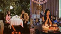Momen Ulang Tahun Lyodra Ginting yang Ke-18, Dapat Surprise Dinner Romantis. (Sumber: Instagram/lyodraofficial)