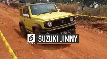PT Suzuki Indomobil Sales (SIS) resmi meluncurkan Suzuki Jimny pada ajang otomotif Gaikindo Indonesia International Auto Show (GIIAS) 2019. Dikenal sebagai mobil legendaris yang memiliki nilai sejarah, generasi pertama mobil pabrikan Jepang ini sudah...
