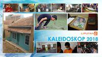 Kaleidoskop Regional 2018. (Liputan6.com)