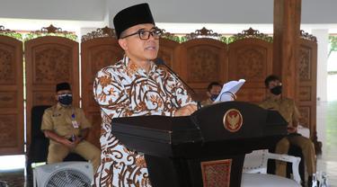 Bupati Banyuwangi Abdullah Azwar Anas.