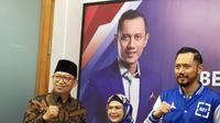 Dewan Pimpinan Pusat Partai (DPP) Demokrat, resmi mengusung anak Wakil Presiden Ma'aruf Amin, Siti Nur Azizah, yang berpasangan dengan wakilnya Ruhama Ben, dalam kontestasi Pilkada 2020.
