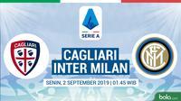 Serie A - Cagliari Vs Inter Milan (Bola.com/Adreanus Titus)
