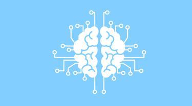 Ilustrasi Machine Learning, Deep Learning, Artificial Intelligence, Kecerdasan Buatan