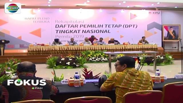 Pihak kubu Prabowo-Sandiaga Uno meminta KPU agar mengusut adanya temuan 25 juta daftar pemilih tetap ganda.