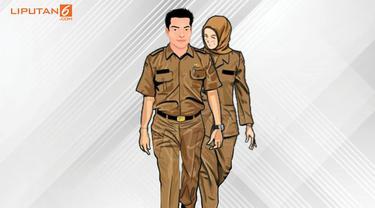 Banner Infografis Seleksi Pegawai PPPK 2019