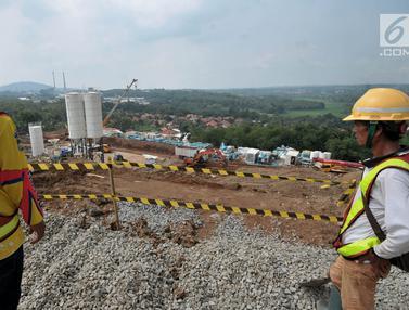 Rampung 2021, Begini Wujud Proyek Kereta Cepat Jakarta - Bandung