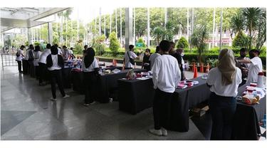 Penggemar BTS ARMY Indonesia Adakan 10.000 Vaksin COVID-19, Diapresiasi Dirjen WHO
