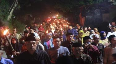 Doa dan Solawat, Cara Warga Tegalgubug Cirebon Tangkal Wabah Covid-19