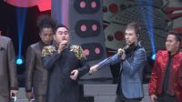 Nassar bikin heboh panggung Liga Dangdut Indonesia