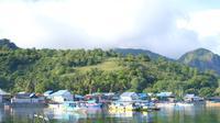 Desa Pasir Panjang, Pulau Rinca, Nusa Tenggara Timur (NTT). (Liputan6.com/Asnida Riani)