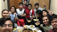 Para mahasiswa Indonesia di Turki