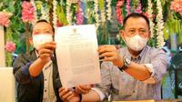 Pemprov Jawa Timur umumkan nilai UMK 2021 di 38 kabupaten dan kota (Foto: Dok Istimewa)