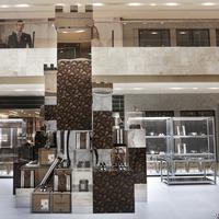 Instalasi pop up Thomas Burberry Monogram terbaru di Deji Mall, Nanjing. Sumber foto: PR.
